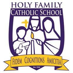 Holy Family Catholic School Logo