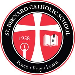 St. Bernard Catholic School Logo