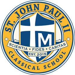 St John Paul II Classical School Logo